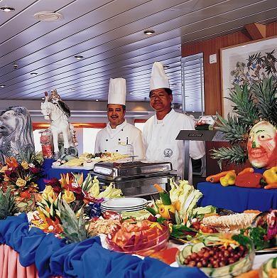 Cruise buffet