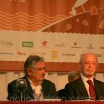 """""""Pepe"""" Mujica y Juan Carlos López Mena"""