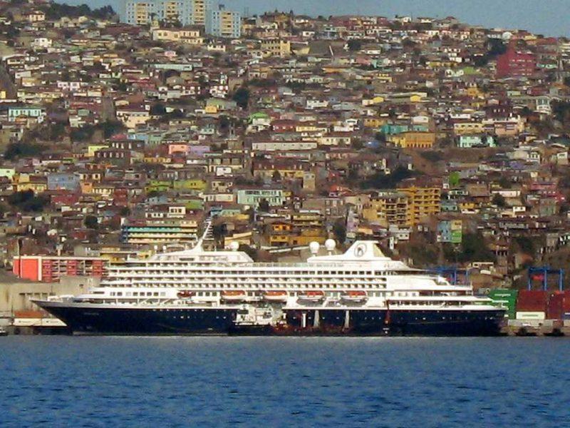 Prinsendam Valparaiso