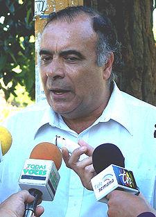Héctor Lescano - Ministro de Turismo del Uruguay