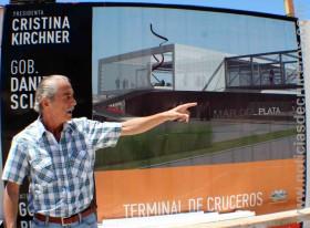 Eduardo Pezzati - Terminal de Cruceros MDP