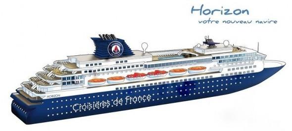 Horizon - Croisieres de France