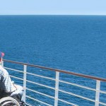 Pasajero en silla de Ruedas