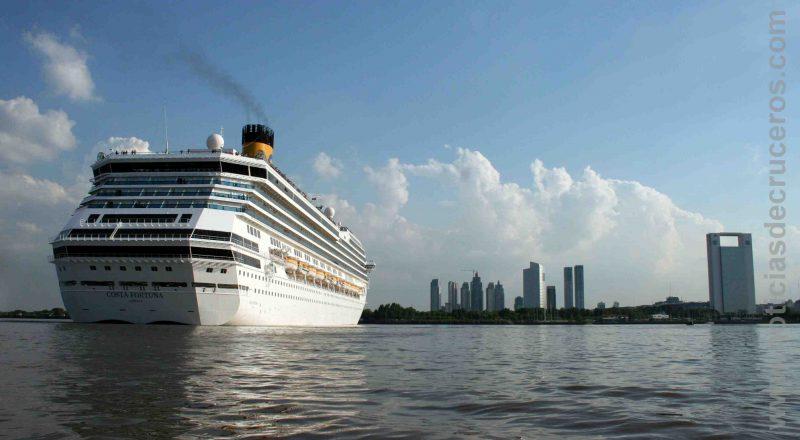 Crucero Costa Fortuna en BA
