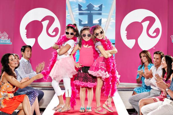 Barbie & Royal Caribbean