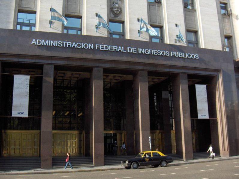 Administración Federal de Ingresos Públicos AFIP