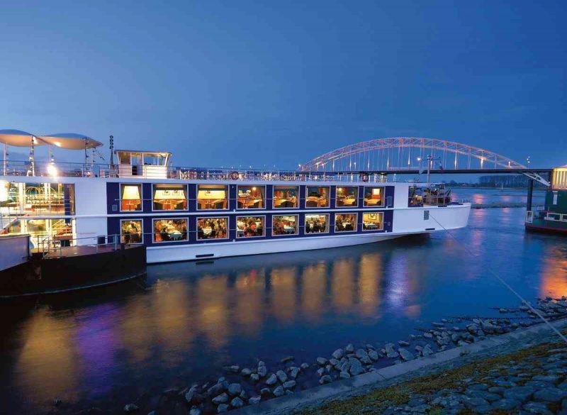 Crucero fluvial de Uniworld