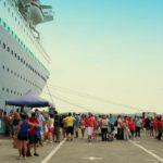 Pasajeros de Cruceros