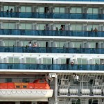 Balcones del Golden Princess