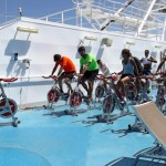 Spinning con aire de mar