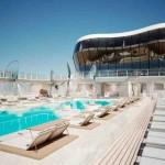 MSC Meraviglia Top Pool