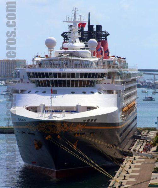 Disney Cruise Line - Caux