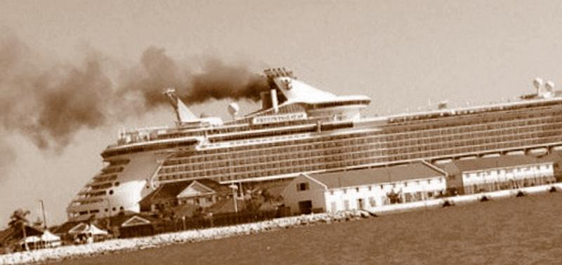 Incendio en el Freedom of the Seas