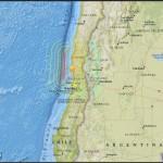 Mapa Terremoto