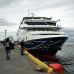 Stella Australis en Punta Arenas