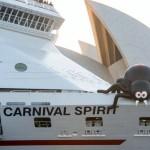 Araña Carnival Spirit