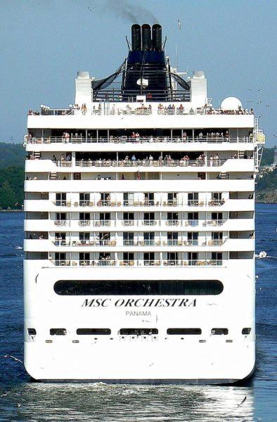 MSC Orchestra - Semana del Crucero