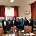 Autoridades de la Comisión Directiva del Consejo Portuario Argentino