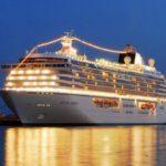 Crystal Serenity y el sueño de vivir de crucero