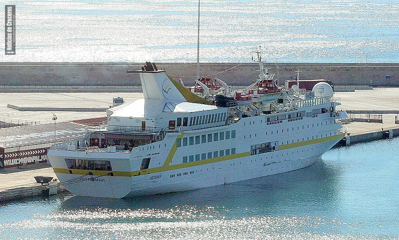 Alteza Cruises - Med Queen