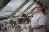 Celebrity Cruises Captain-Nathaly-Alban