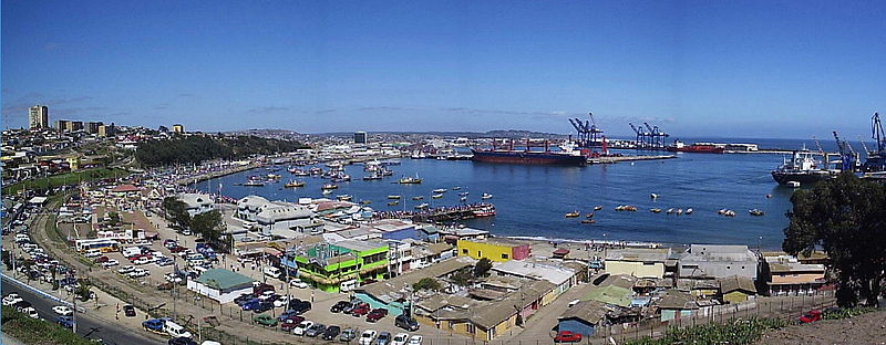 San Antonio Port (Chile)
