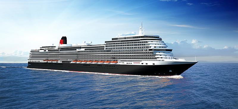 Nueva nave de Cunard