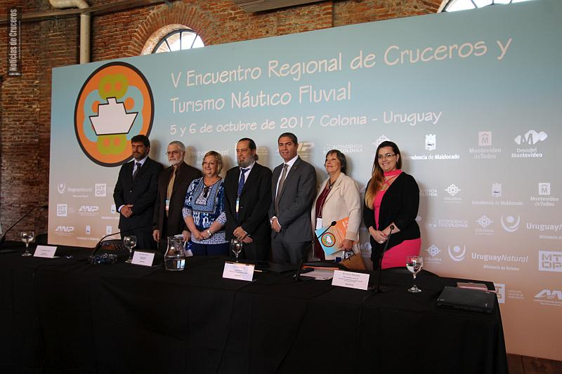 Encuentro Regional de Cruceros Colonia 2017