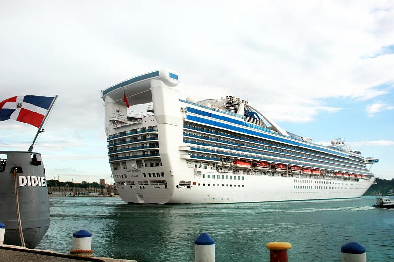 Cruceros en la República Dominicana
