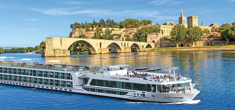 Alianza Scenic cruises y National Geographic