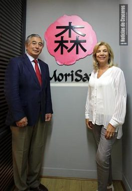 Héctor Mori y Graciela Sancho