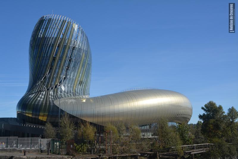Museo la Cite du Vin - Abstemios abstenerse