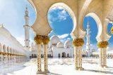 Emiratos Arabes Unidos, Abu Dhabi - Mesquita Sheikh Zayed