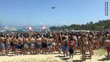 La fiesta de los millenial en las playas de Ilhabela