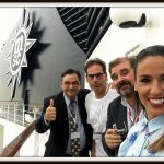 Juan Carlos Acero, Martín Leonetti, Ricardo Marengo y Salomé Areco