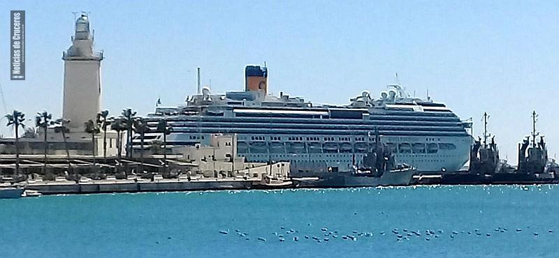 El Costa Fascinosa en Málaga