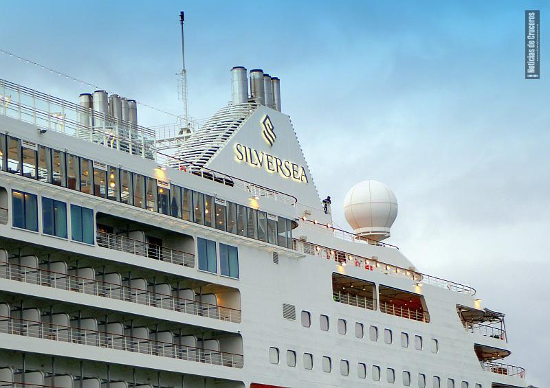 WiFi Ilimitado a bordo de los cruceros de Silversea