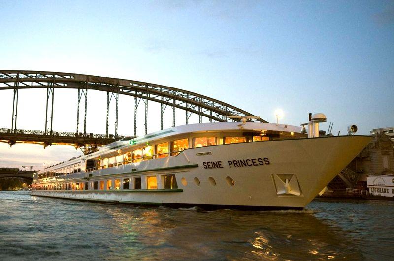 Cruceros fluviales Seine Princess 2