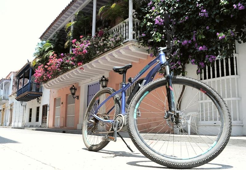 Bicicleta-Pullmantur-Cartagena-Indias