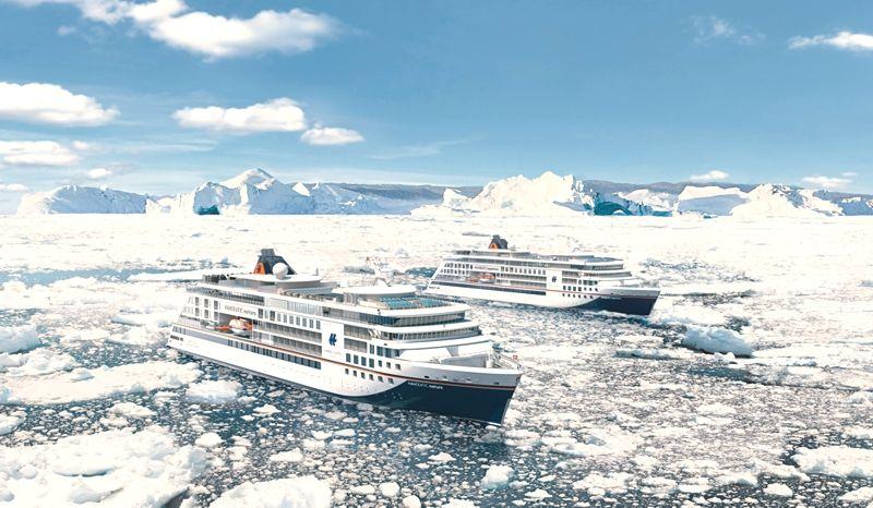 Los tres nuevos buques estarán habilitados para navegar entre los témpanos polares, o por regiones tropicales como la Amazonia. Pero el Spirit será solo para adultos