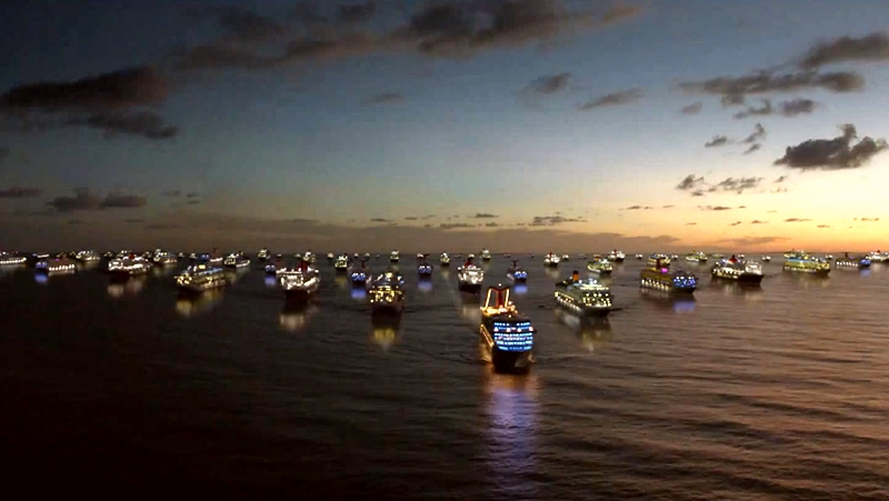Combustibles Carnival Flota