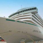 El Crystal Serenity será el responsable de navegar el Crucero mundial 2021