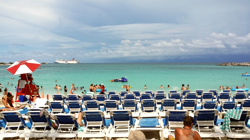 Norwegian Encore Great Stirrup Cay