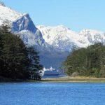 Cordillera de Darwin. Excursión Glaciar Águila