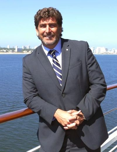 MSC World Cruise Javier Massignani