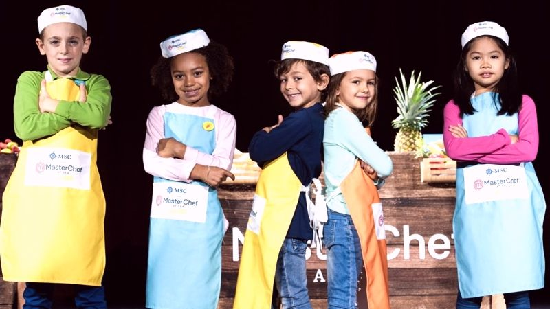MasterChef Juniors at Sea 2
