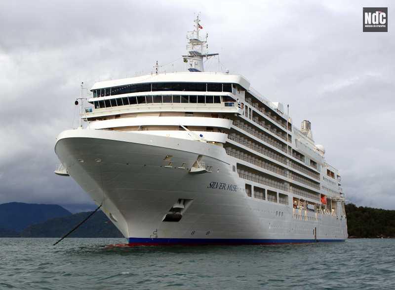El Silver Muse, barco más nuevo de la flota Silversea (por el momento)