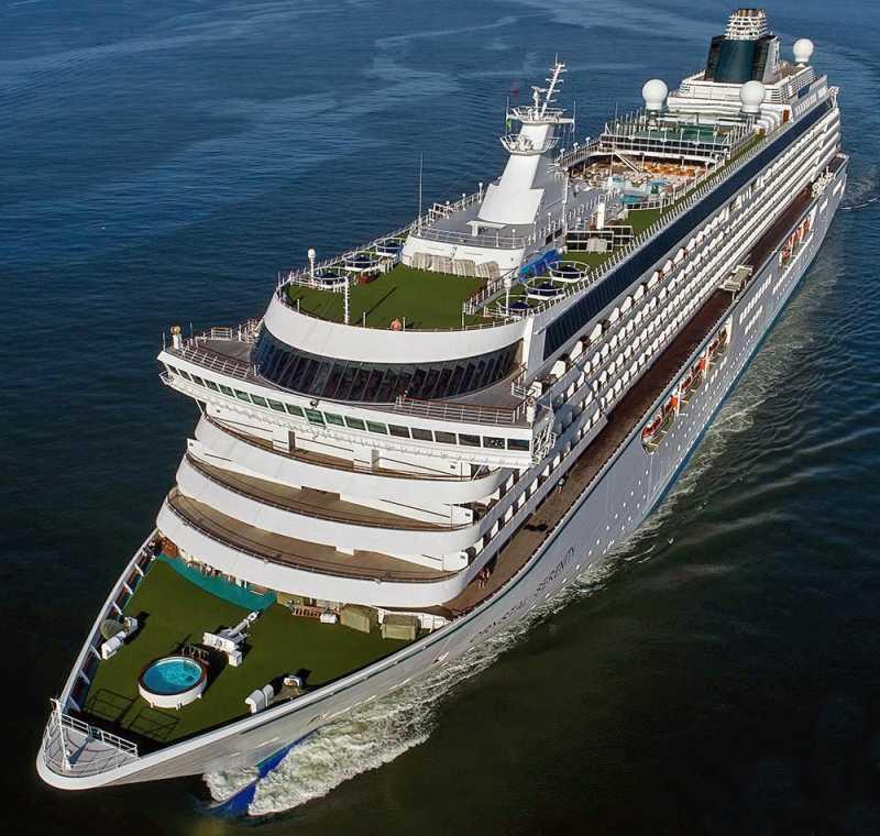 Los itinerarios 2021 de Crystal Cruises tendrán foto en el medio y lejano oriente.