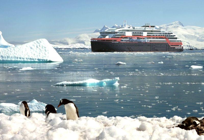 Pescado Para Impulsar Roald Amundsen