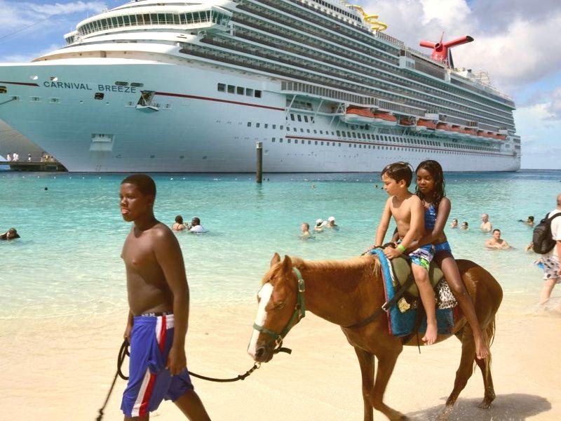 Industria de los Cruceros Cuba 2